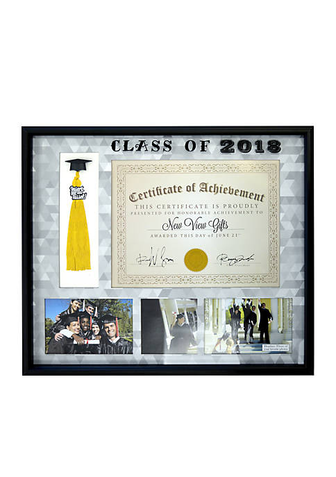 New View Class of 2018 Diploma Collage