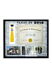 Class of 2018 Diploma Collage
