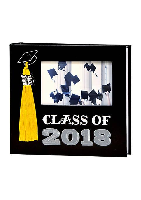 New View 2018 Graduation Album with Tassel Holder