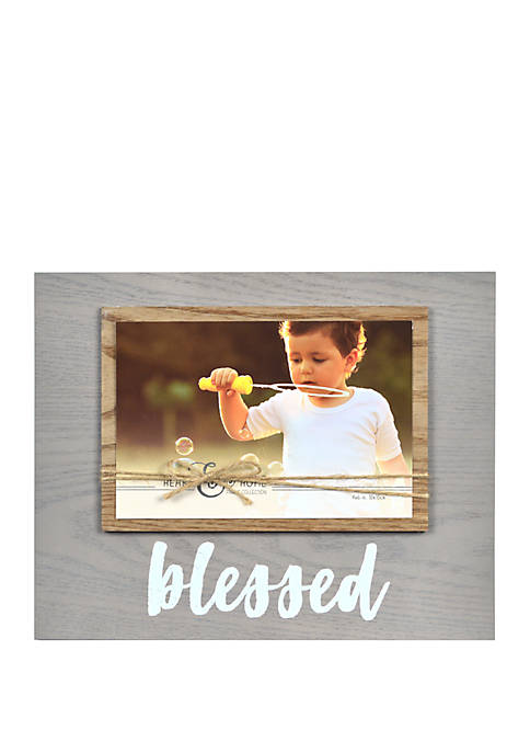 Blessed Twine Bow Frame