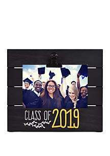 New View Metal Word Picture Frame- Class of 2019