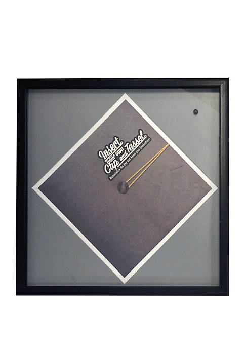 Graduation Cap Shadowbox Frame-2019