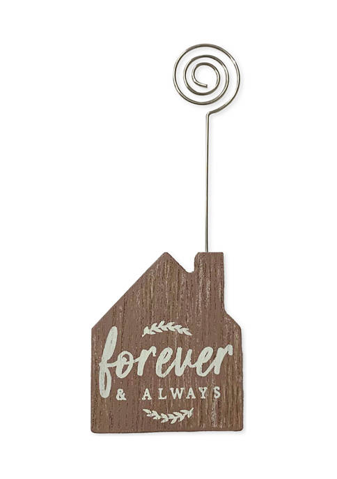 New View Forever and Always House Clip Frame