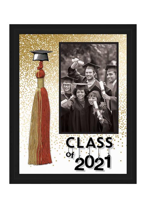 New View Class of 2021 Tassel Frame