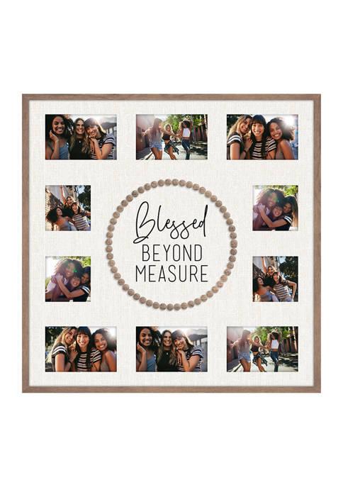 Blessed Beyond Measure Frame