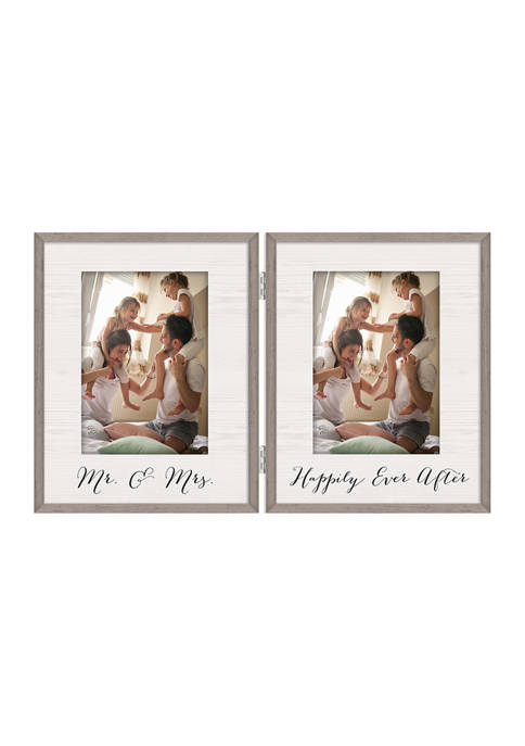 New View Mr. and Mrs. Hinge Frame