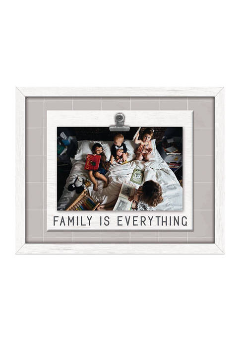 New View Family Is Everything Frame