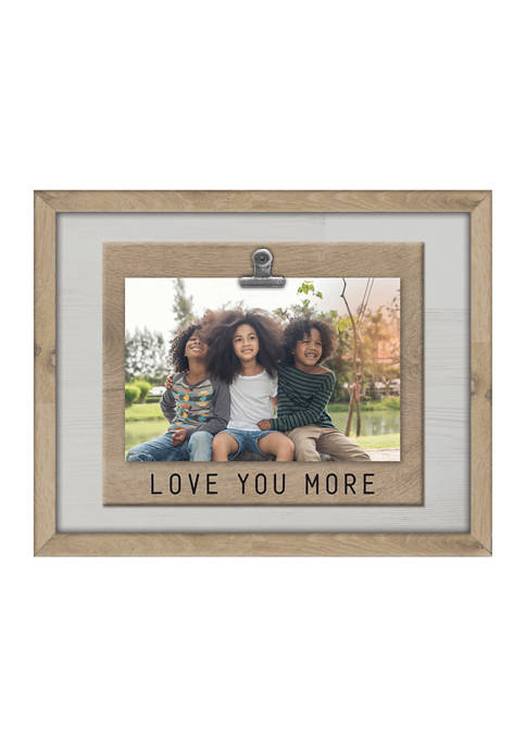 New View Love You More Frame