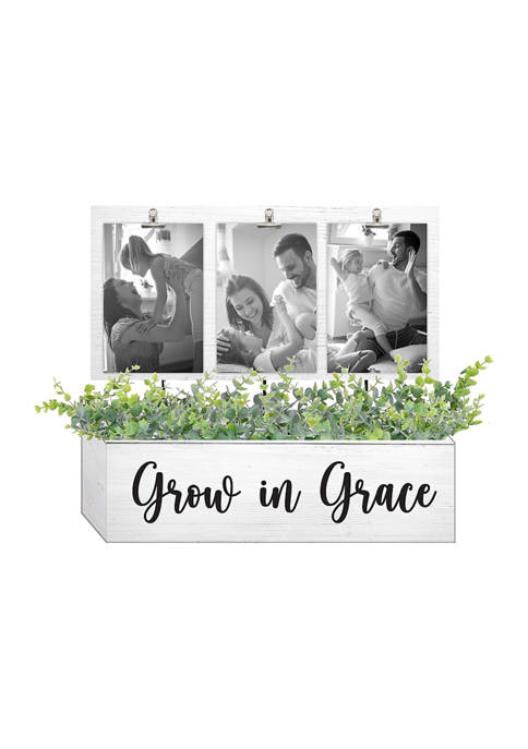 New View Grow In Grace Planter Frame