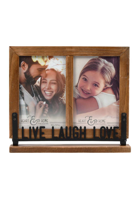 New View Live Laugh Love 7 in x
