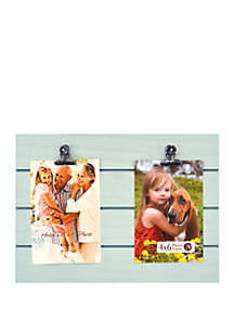 Shiplap 2-Clip Frame