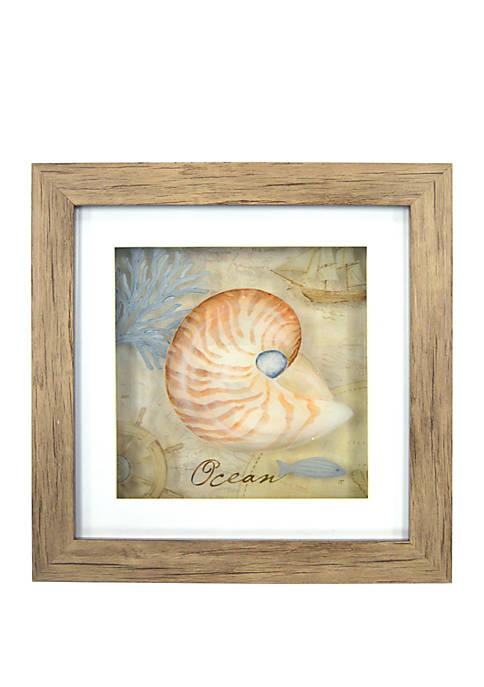 Ocean Shell Wall Art