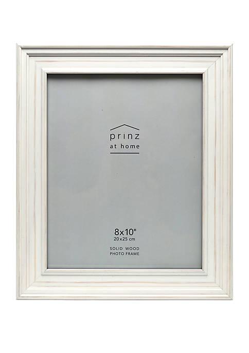Cottage White Frame- 8x10