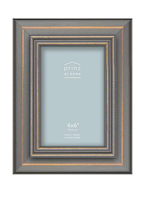 Cottage Gray Frame- 4x6