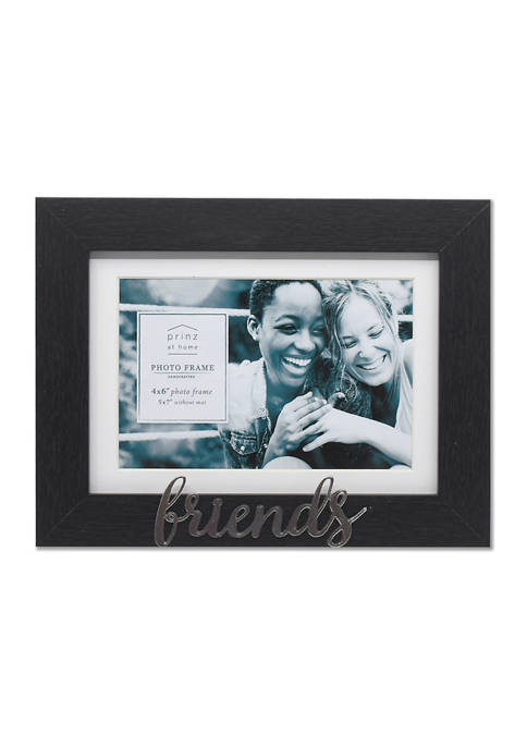 New View Friends Scripted Frame
