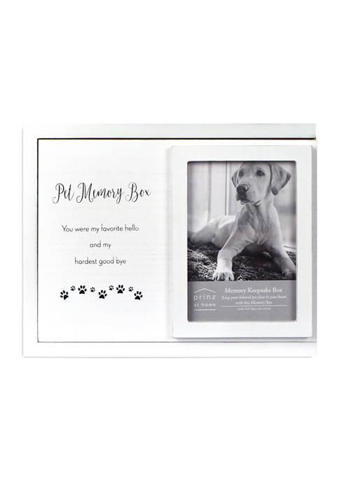 New View Pet- Rememberance Box, Dog