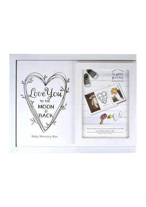 New View Baby Keepsake Box- Love You to