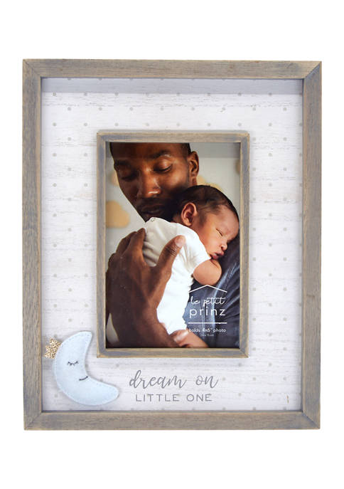 New View Baby Frame- Plush Moon Rev Box,