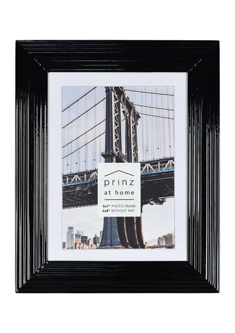 Midtown Frame- Black, 5x7
