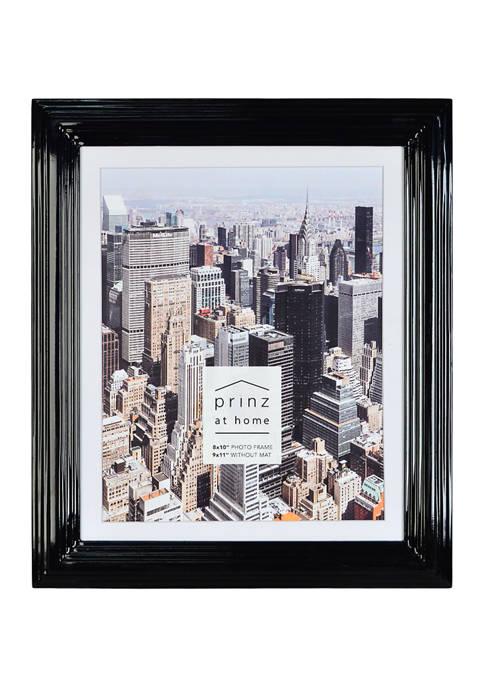Midtown Frame- Black, 8x10