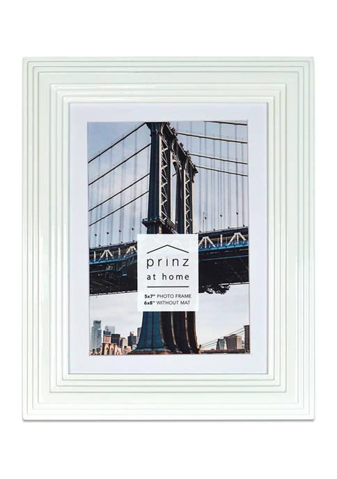 Midtown Frame- White, 5x7