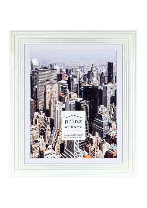 Midtown Frame- White, 8x10
