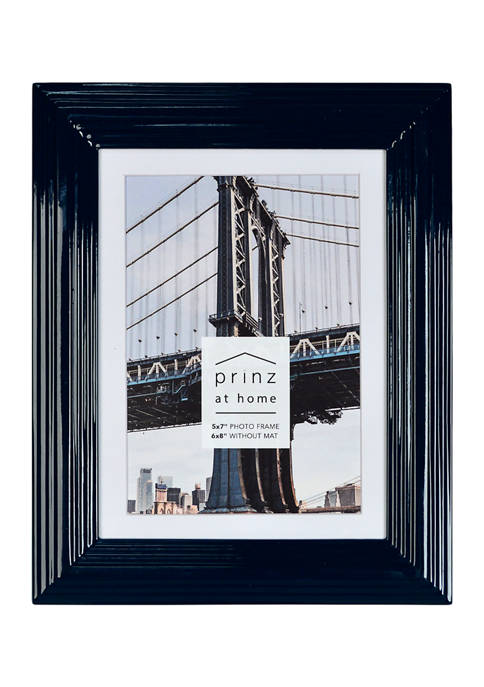 New View Midtown Frame- Midnight Blue, 5x7