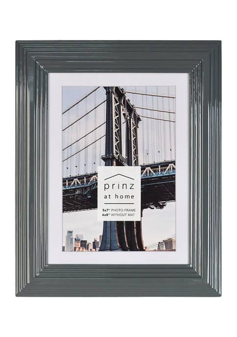 Midtown Frame- Gray, 5x7