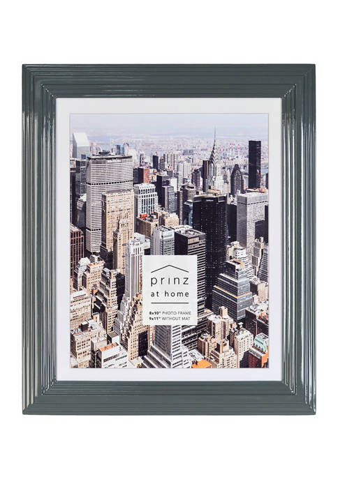 New View Midtown Frame- Gray, 8x10