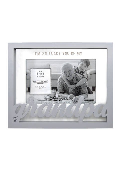 Sentiment Frame- Boxed Word Frame, Grandpa