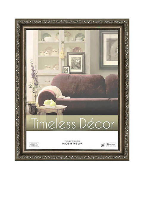 Timeless Frames Carrington Pewter 11X14 Frame