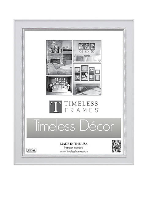 Timeless Frames Stockton White 16x20 Frame