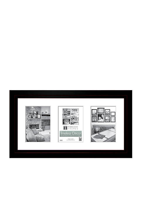 Timeless Frames Studio Black 5x7 Collage Frame