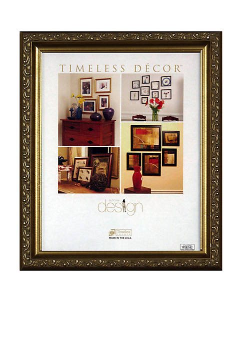 Timeless Frames Carrington Gold 11x14 Frame