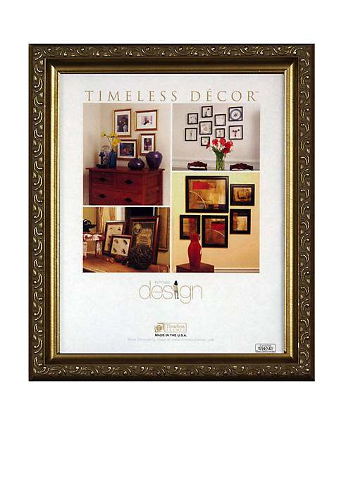 Timeless Frames Carrington Gold 8x10 Frame