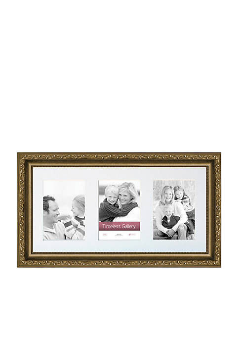 Timeless Frames Carrington Gold 4x6 Collage Frame