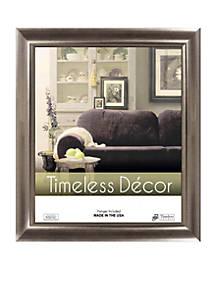 timeless frames shawna stainless 16x20 frame online only belk