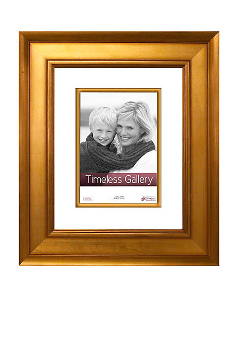 Timeless Frames Arial Gold Portrait Gallery 16 x