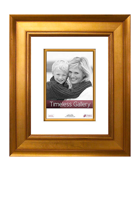 Arial Gold Portrait Gallery 11x14 Frame  - Online Only