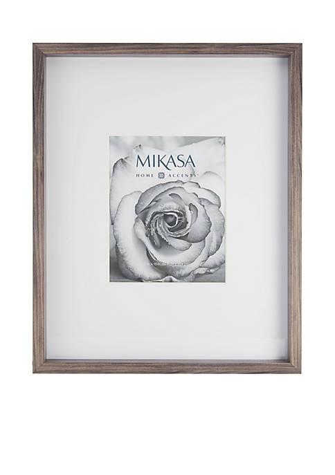Mikasa Gray Portrait Frame