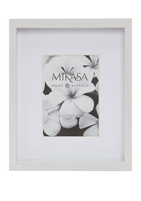 Mikasa White Frame