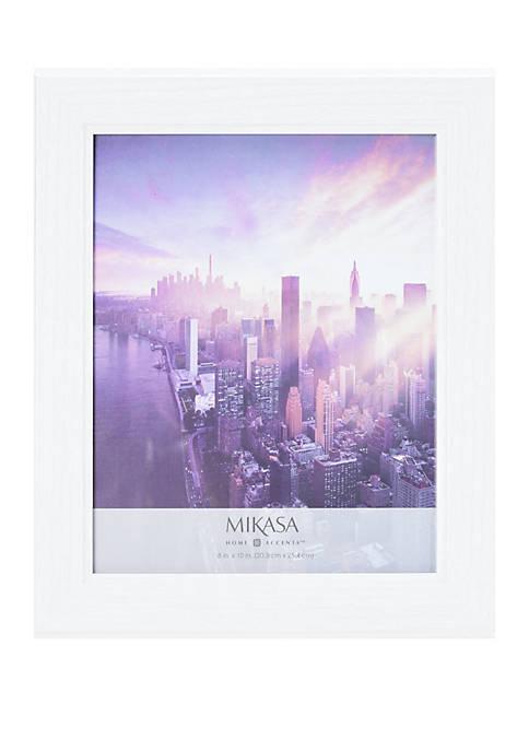 Mikasa White Portrait Frame