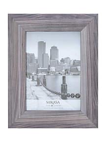 Mikasa Gray 5 in x 7 in Frame