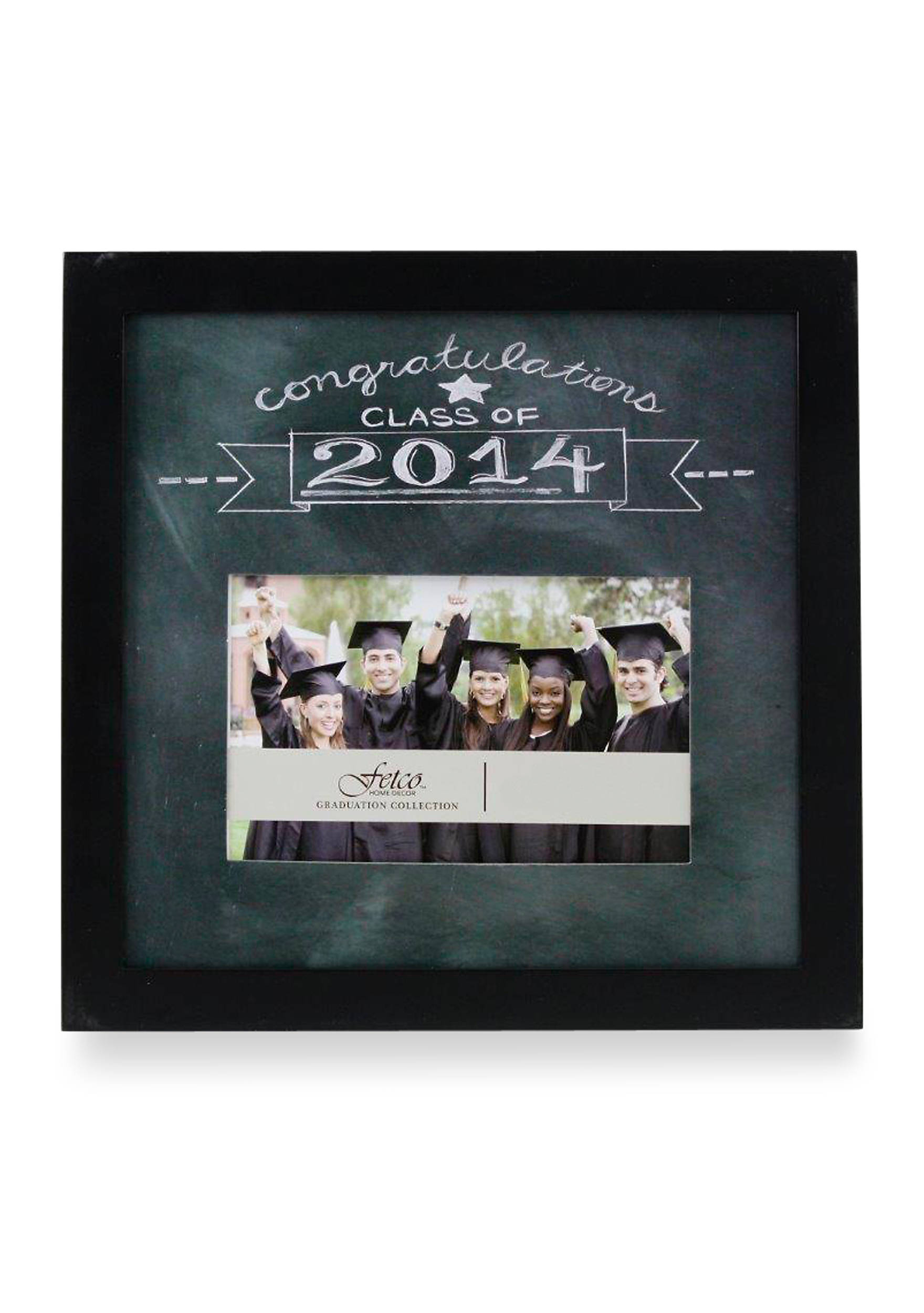 Fetco home dcor tirado graduation 4x6 photo frame belk images jeuxipadfo Gallery