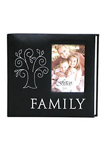 Fetco Home Décor Cissna Family 4x6 Album Belk