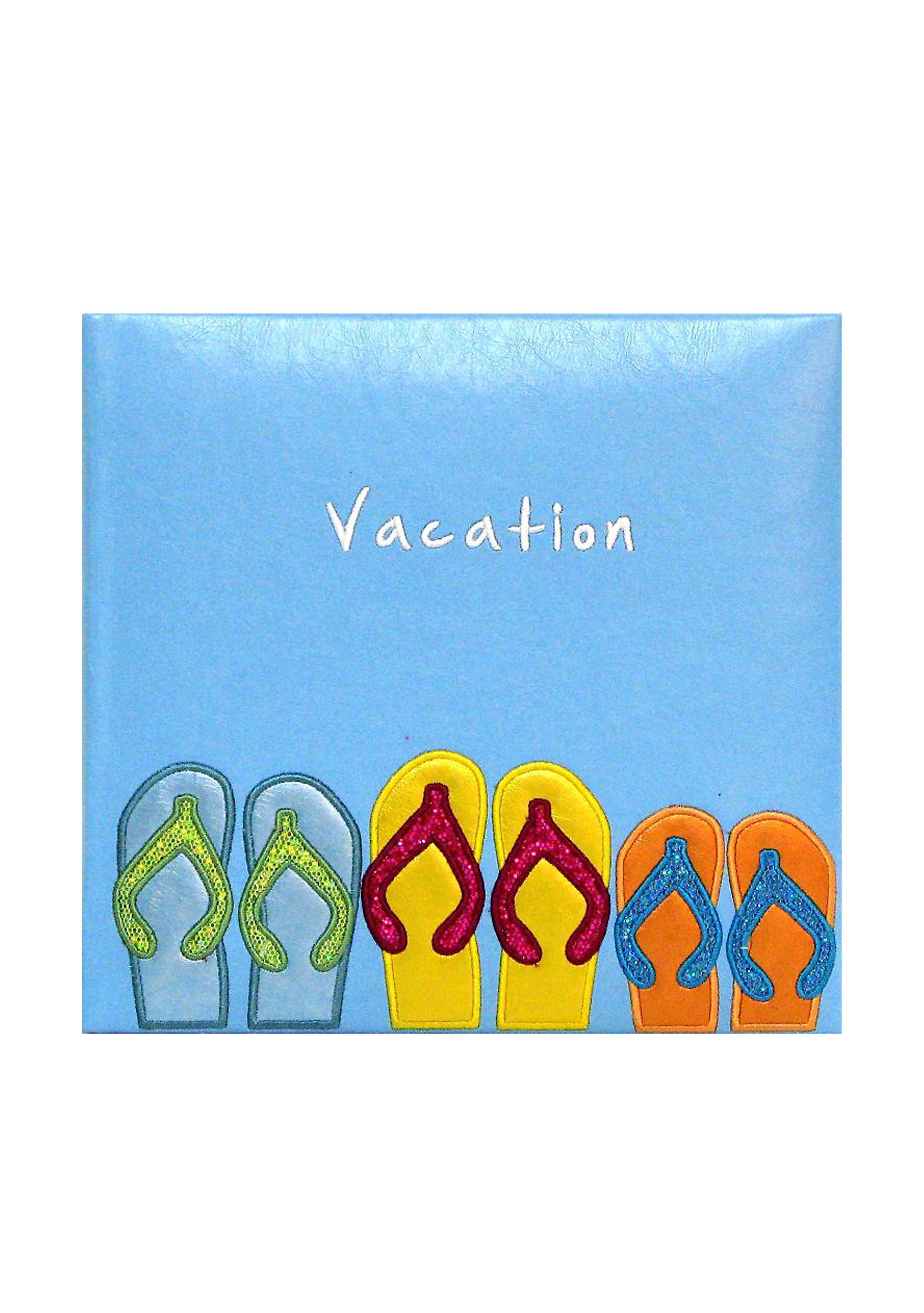 Fetco Home Décor Vacation Flip Flops Album Belk