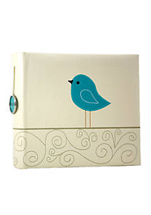 Fetco Home Décor Cedarton Bird 2 Up 4x6 Photo Album Belk