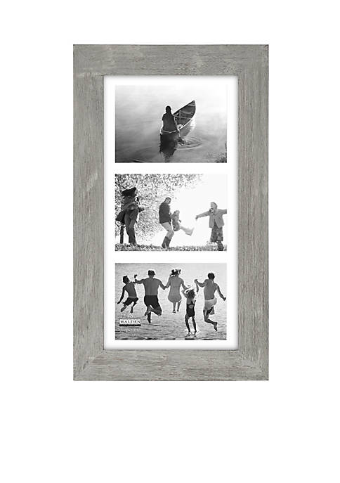 Driftwood Gray Collage Frame