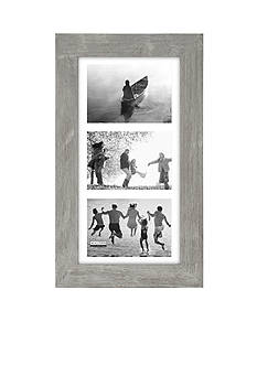 Malden Driftwood Gray Collage Frame