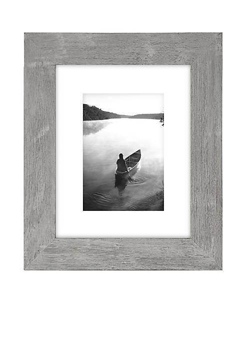 Malden Driftwood Gray 5x7 Frame